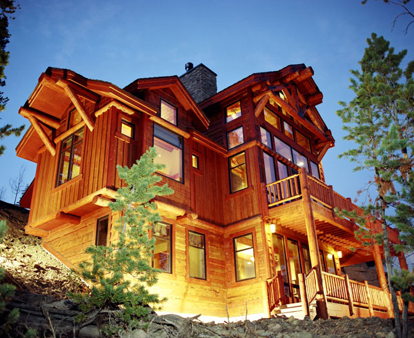 Cascade ridge vacation rentals cascade ridge for Big sky cabin rentals